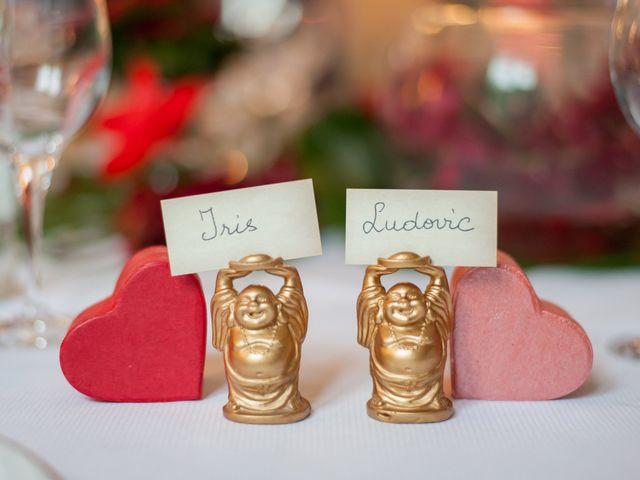 Le mariage de Ludovic et Iris à Orgeval, Yvelines 25