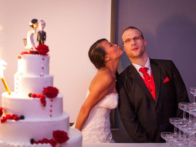 Le mariage de Ludovic et Iris à Orgeval, Yvelines 31