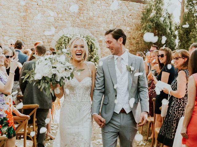 Le mariage de Gary et Krista à Mougins, Alpes-Maritimes 33