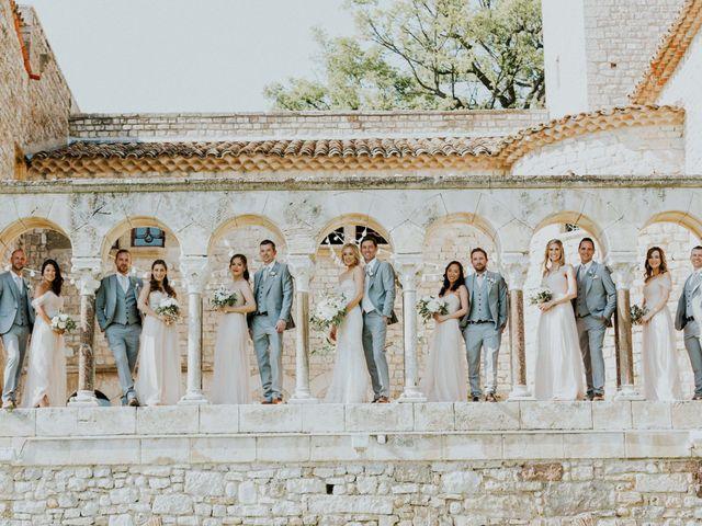 Le mariage de Gary et Krista à Mougins, Alpes-Maritimes 37