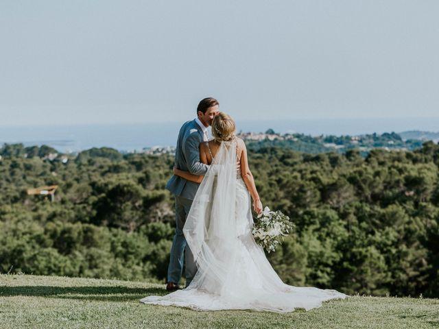Le mariage de Gary et Krista à Mougins, Alpes-Maritimes 44