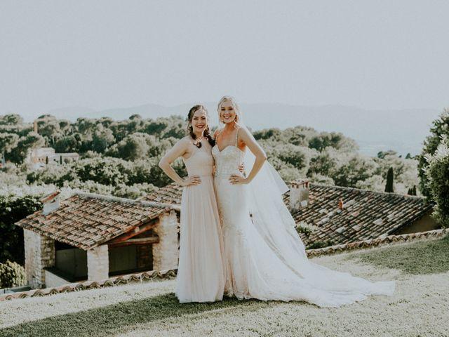 Le mariage de Gary et Krista à Mougins, Alpes-Maritimes 48
