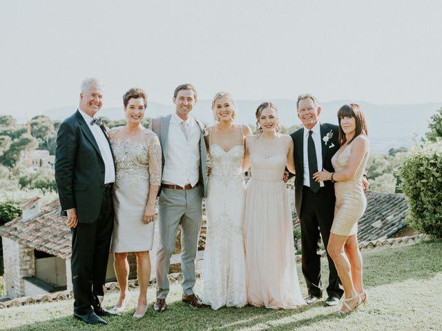 Le mariage de Gary et Krista à Mougins, Alpes-Maritimes 52