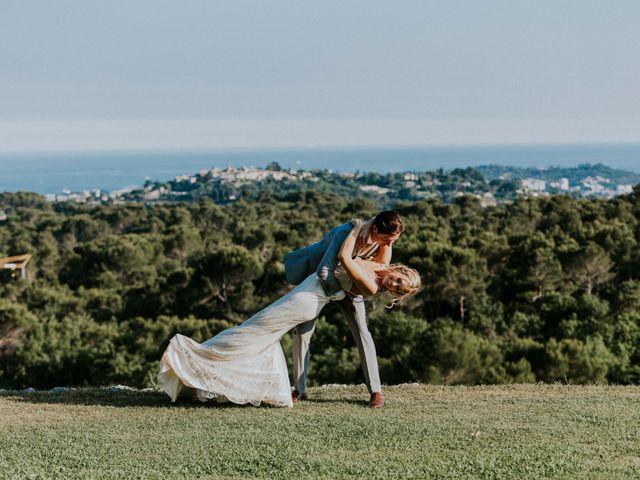 Le mariage de Gary et Krista à Mougins, Alpes-Maritimes 56