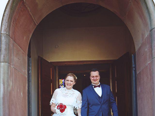 Le mariage de Thibaut et Sabine à Rohrwiller, Bas Rhin 9