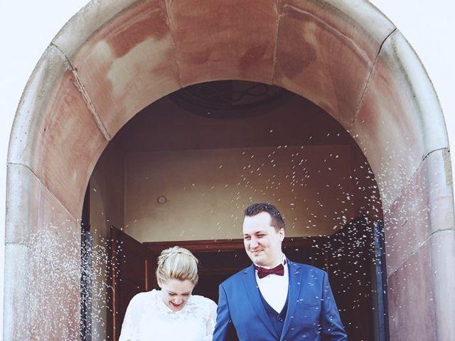Le mariage de Thibaut et Sabine à Rohrwiller, Bas Rhin 10