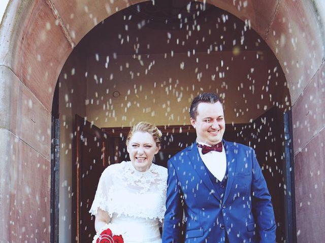 Le mariage de Thibaut et Sabine à Rohrwiller, Bas Rhin 11