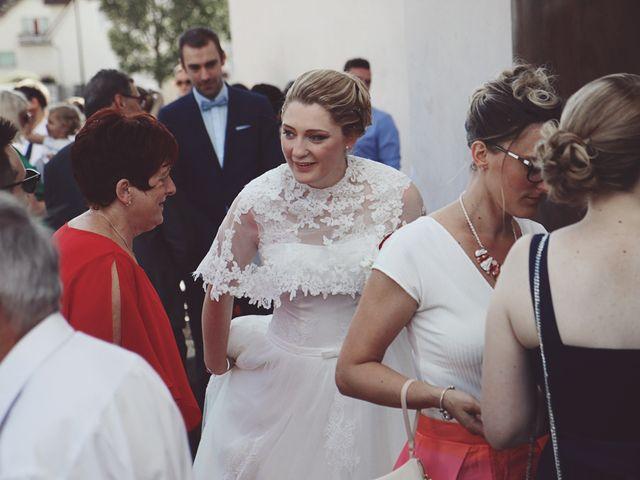 Le mariage de Thibaut et Sabine à Rohrwiller, Bas Rhin 12