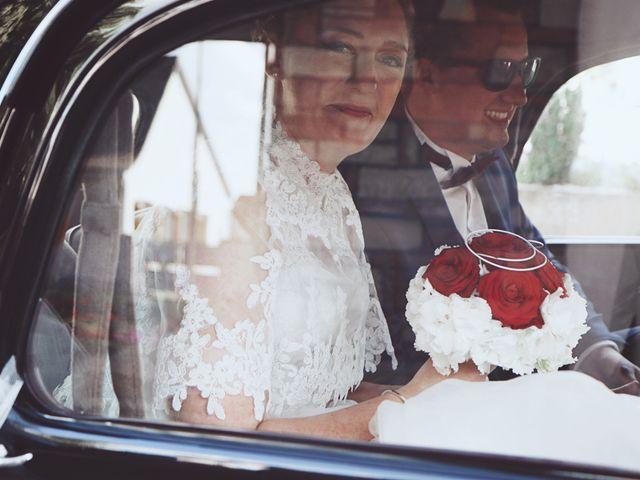 Le mariage de Thibaut et Sabine à Rohrwiller, Bas Rhin 14