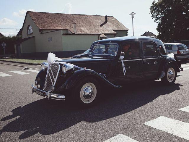 Le mariage de Thibaut et Sabine à Rohrwiller, Bas Rhin 15
