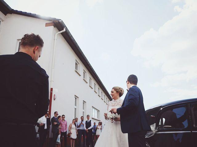 Le mariage de Thibaut et Sabine à Rohrwiller, Bas Rhin 18