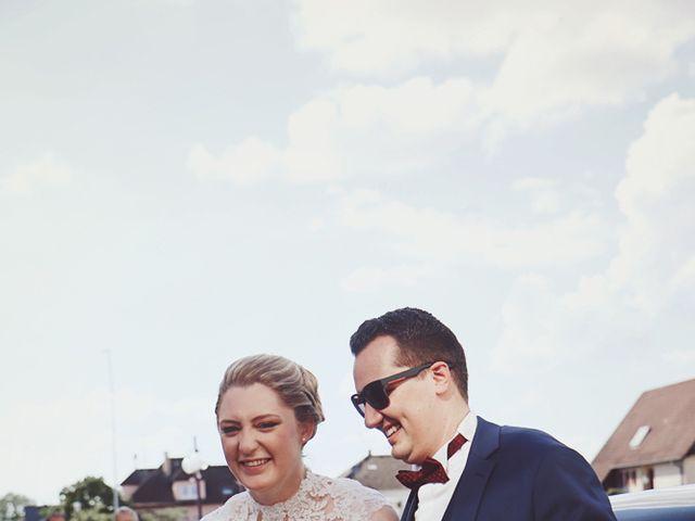 Le mariage de Thibaut et Sabine à Rohrwiller, Bas Rhin 19