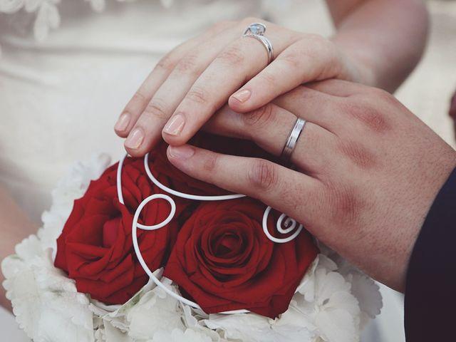 Le mariage de Thibaut et Sabine à Rohrwiller, Bas Rhin 21