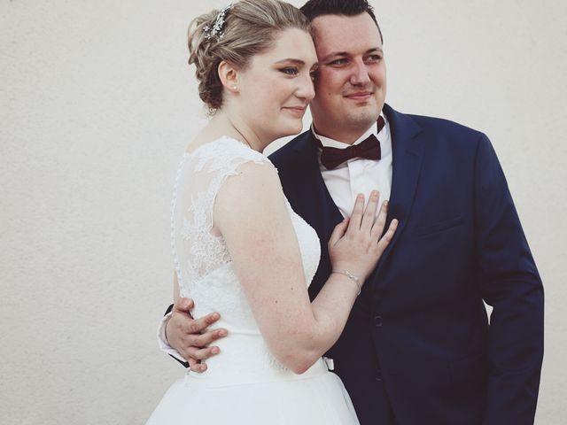 Le mariage de Thibaut et Sabine à Rohrwiller, Bas Rhin 34