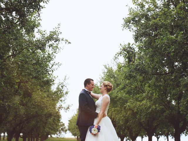 Le mariage de Thibaut et Sabine à Rohrwiller, Bas Rhin 37