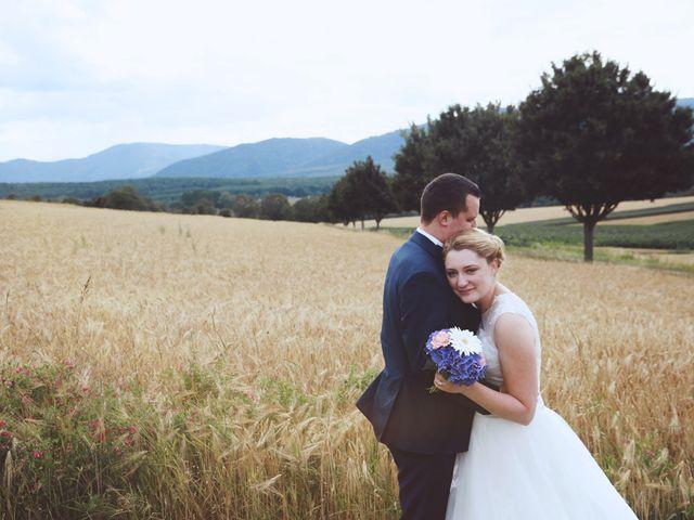 Le mariage de Thibaut et Sabine à Rohrwiller, Bas Rhin 41