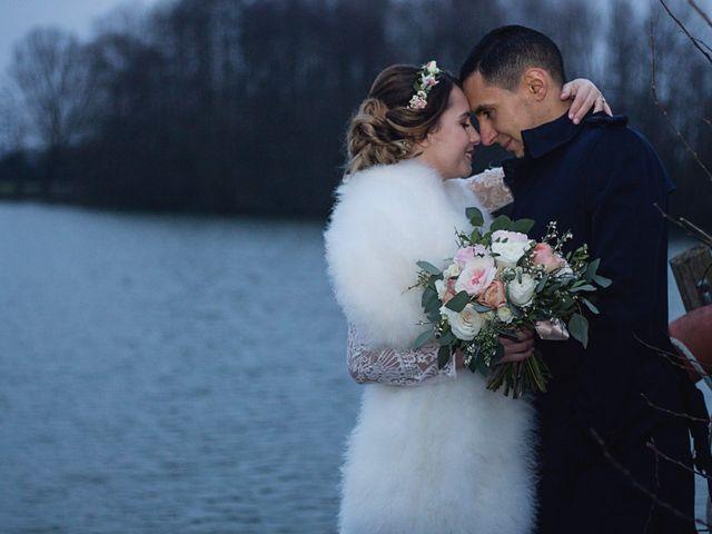 Le mariage de Taoufik et Anne à Cormeilles-en-Parisis, Val-d'Oise 31