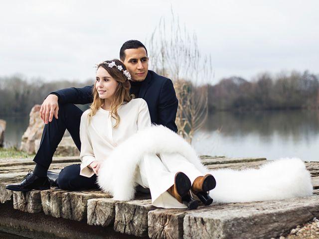 Le mariage de Taoufik et Anne à Cormeilles-en-Parisis, Val-d'Oise 62