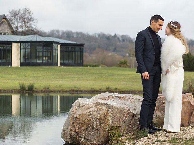 Le mariage de Taoufik et Anne à Cormeilles-en-Parisis, Val-d'Oise 64