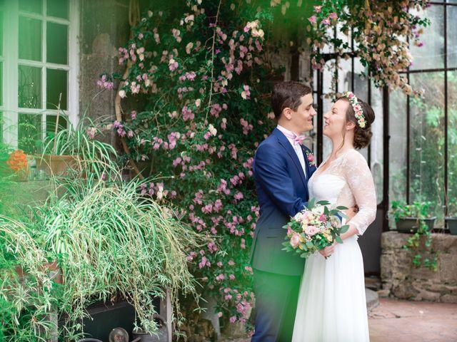 Le mariage de Ophélie et Xavier