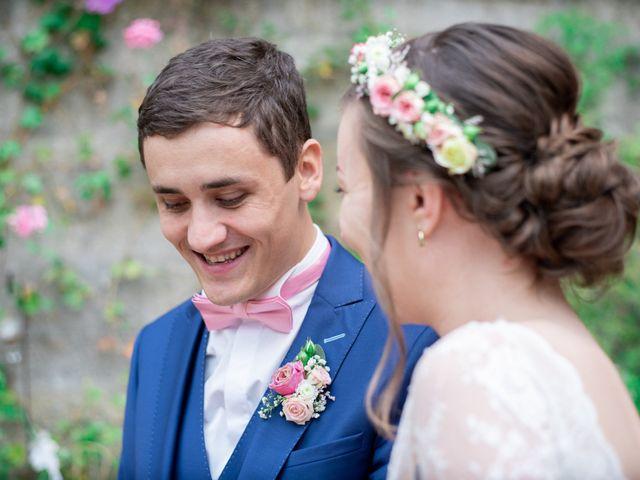 Le mariage de Xavier et Ophélie à Le Relecq-Kerhuon, Finistère 16