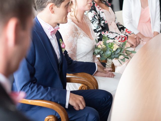 Le mariage de Xavier et Ophélie à Le Relecq-Kerhuon, Finistère 21
