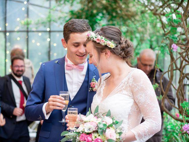 Le mariage de Xavier et Ophélie à Le Relecq-Kerhuon, Finistère 23