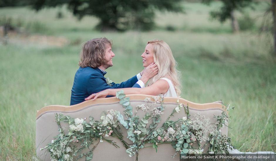 Le mariage de Adrien et Sabine à Sens-Beaujeu, Cher