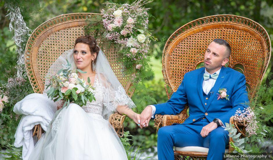 Le mariage de Benoit et Sabrina à Senonches, Eure-et-Loir