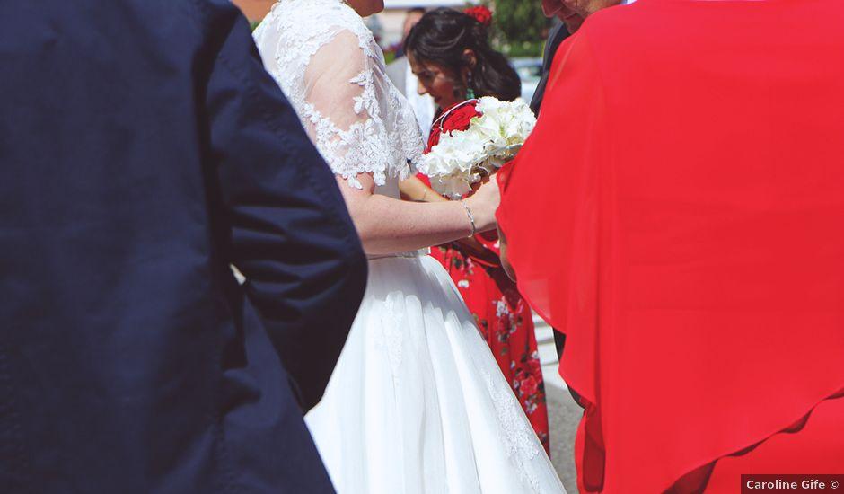 Le mariage de Thibaut et Sabine à Rohrwiller, Bas Rhin