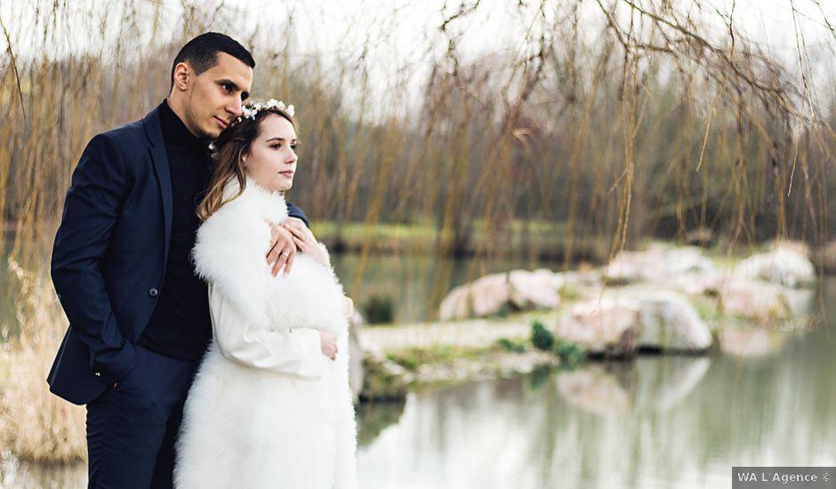 Le mariage de Taoufik et Anne à Cormeilles-en-Parisis, Val-d'Oise