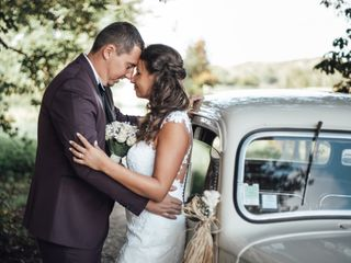Le mariage de Aurore et Tony