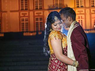 Le mariage de Lacksi et Sujivan 2