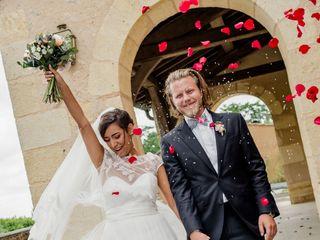 Le mariage de Katia et Thibault