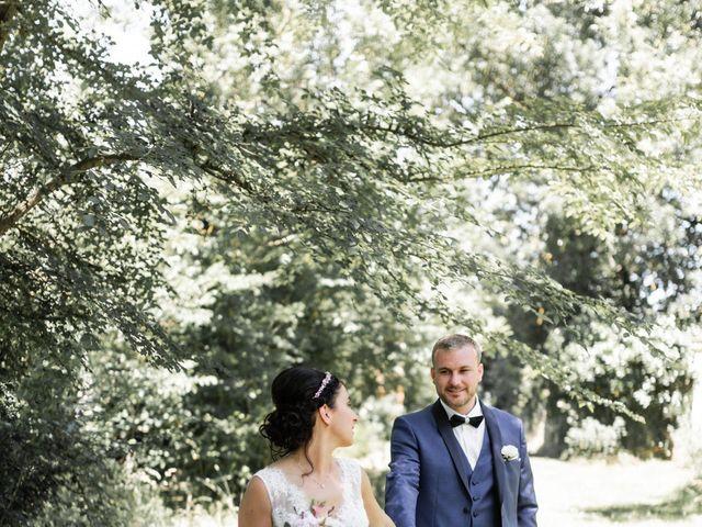 Le mariage de Jimmy et Edeline à Nègrepelisse, Tarn-et-Garonne 9