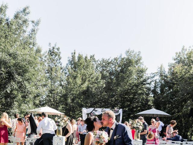Le mariage de Jimmy et Edeline à Nègrepelisse, Tarn-et-Garonne 33
