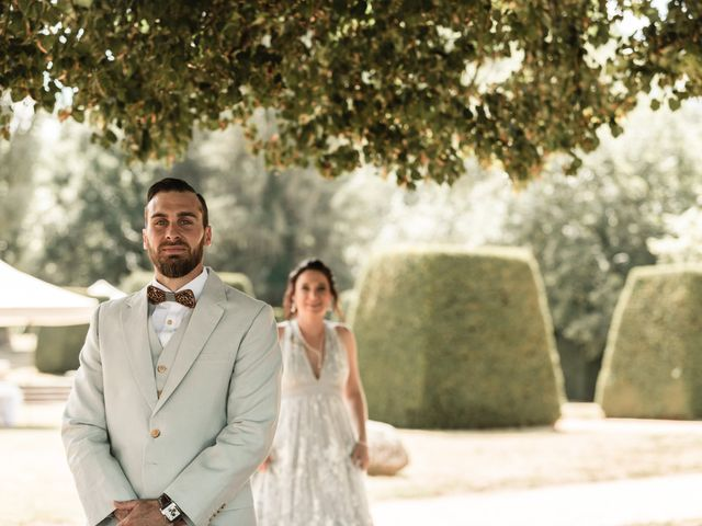 Le mariage de Anthony et Annelys à Chareil-Cintrat, Allier 1