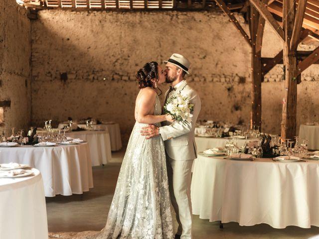 Le mariage de Anthony et Annelys à Chareil-Cintrat, Allier 15