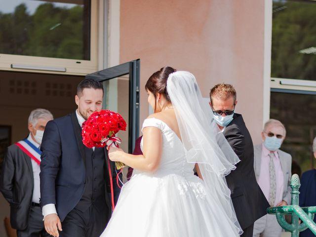 Le mariage de Arnaud et Marine à Cuges-les-Pins, Bouches-du-Rhône 25