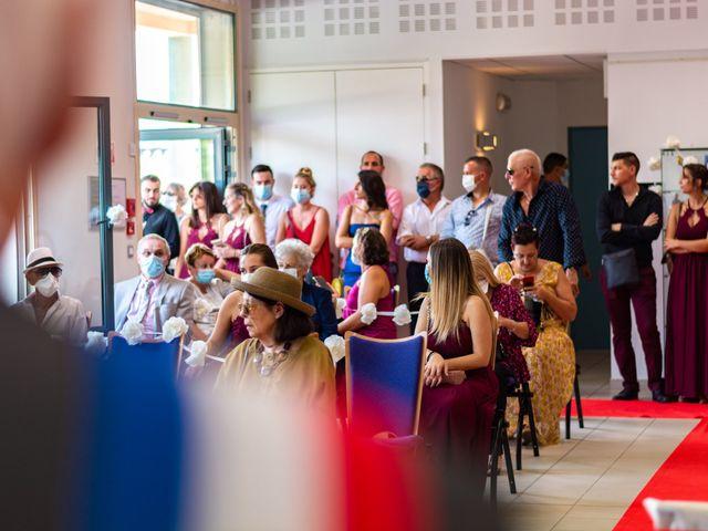 Le mariage de Arnaud et Marine à Cuges-les-Pins, Bouches-du-Rhône 28