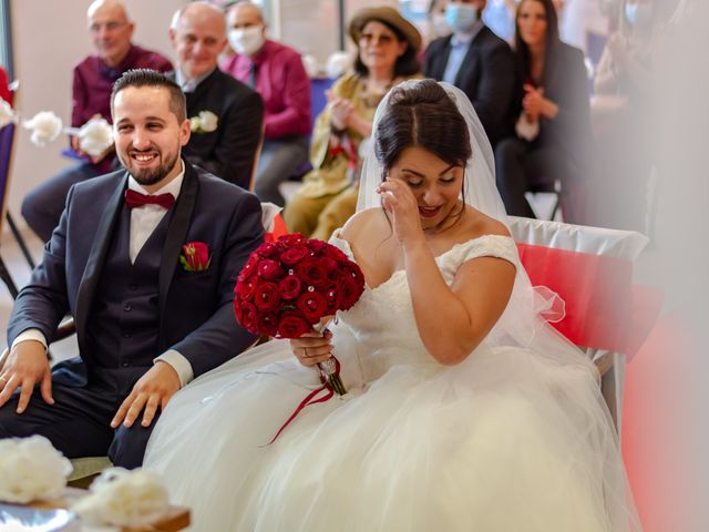Le mariage de Arnaud et Marine à Cuges-les-Pins, Bouches-du-Rhône 31