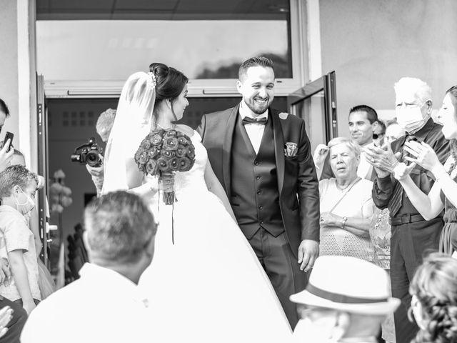 Le mariage de Arnaud et Marine à Cuges-les-Pins, Bouches-du-Rhône 34