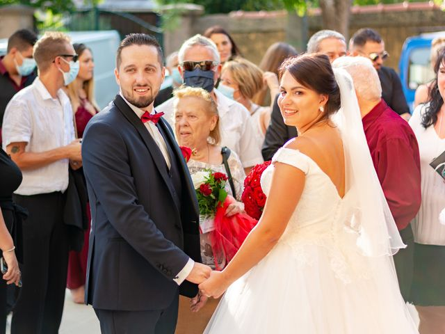 Le mariage de Arnaud et Marine à Cuges-les-Pins, Bouches-du-Rhône 36