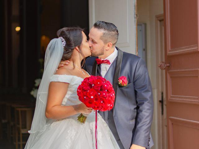 Le mariage de Marine et Arnaud