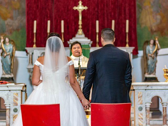 Le mariage de Arnaud et Marine à Cuges-les-Pins, Bouches-du-Rhône 41