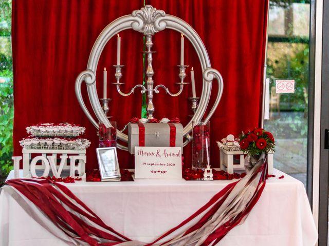 Le mariage de Arnaud et Marine à Cuges-les-Pins, Bouches-du-Rhône 49