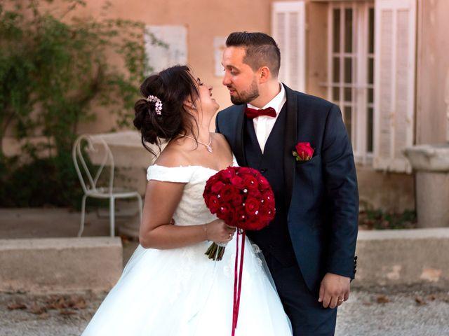Le mariage de Arnaud et Marine à Cuges-les-Pins, Bouches-du-Rhône 65