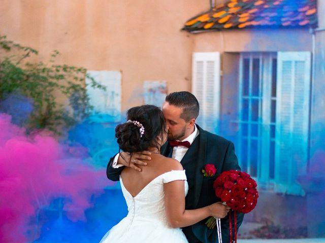 Le mariage de Arnaud et Marine à Cuges-les-Pins, Bouches-du-Rhône 1