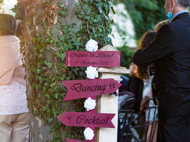 Le mariage de Arnaud et Marine à Cuges-les-Pins, Bouches-du-Rhône 69
