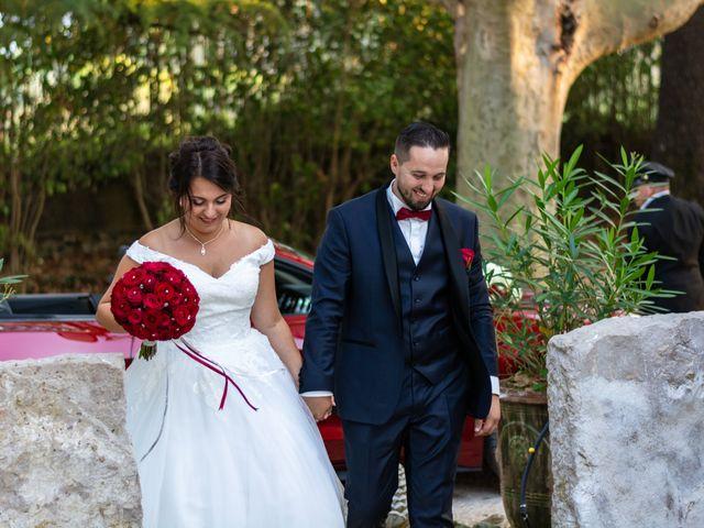 Le mariage de Arnaud et Marine à Cuges-les-Pins, Bouches-du-Rhône 71